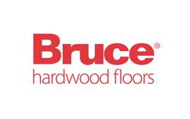Bruce Hardwood Floors - Logo